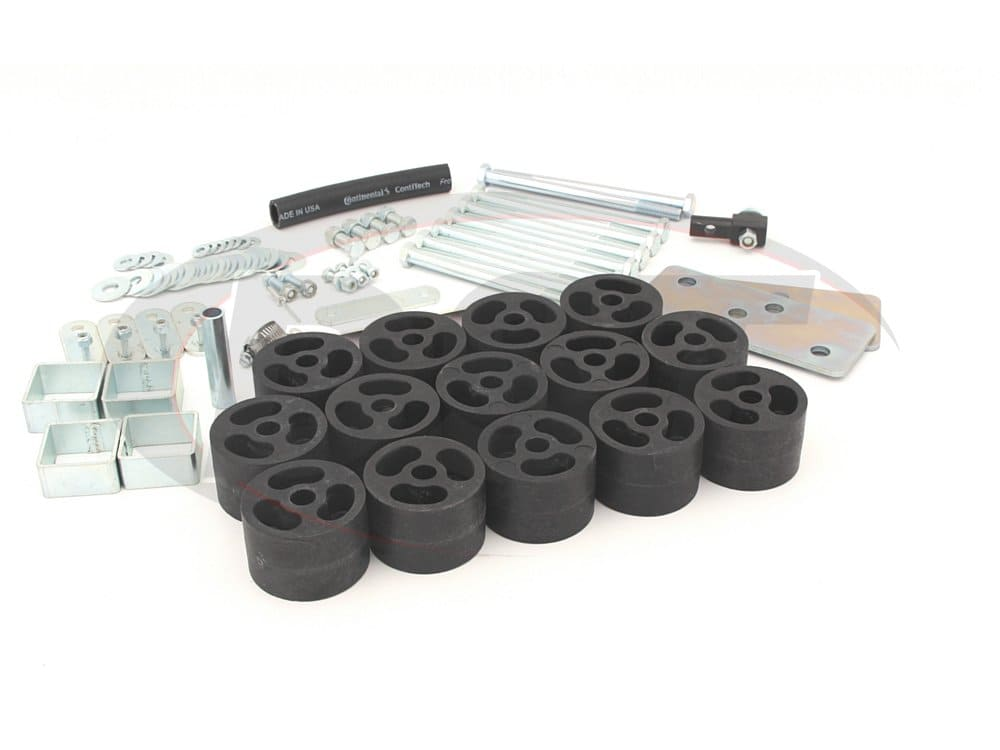 pa812 Body Lift Kit - 2 Inch