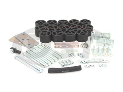 Performance Accessories Lift Kits for Ranger