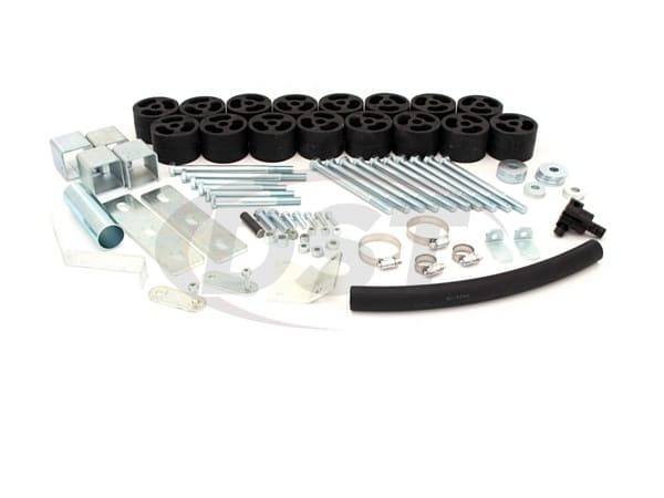 Body Lift Kit - 2 Inch - Gas