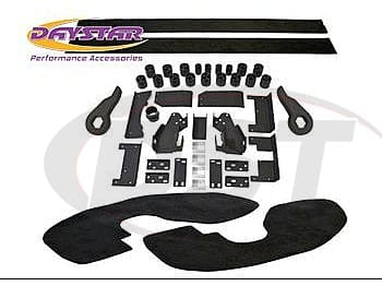 papls104 Lift Kit - 5 Inch - 4wd - Gas Models Only - Non HD