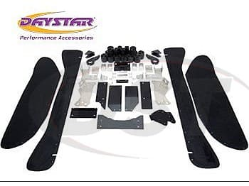 Performance Accessories Lift Kits for Silverado 2500 HD, Silverado 3500, Sierra 3500