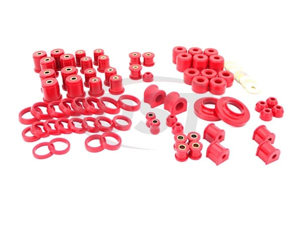 1997-2006 wrangler tj complete bushing replacement kit