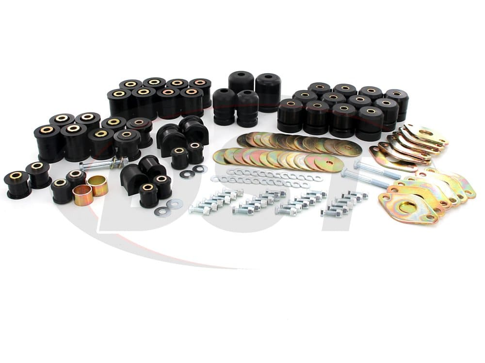 Jeep Wrangler JK Bushing Replacement Kit