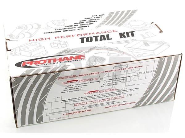 12018 Total Kit - Wrangler JK 2 Door
