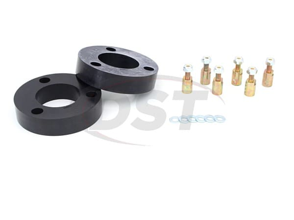 Front Coil Spring Spacers - 2 Inch