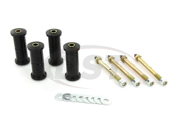 1815 Rear Greaseable Shackle Bushings and Hardware Kit