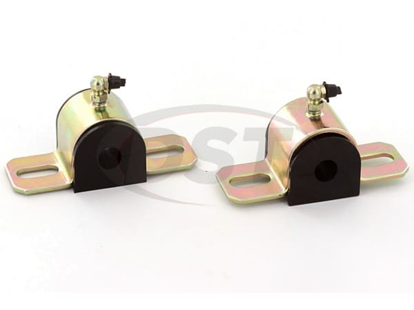 Greaseable Sway Bar Bushings - Type B - 14.28mm (0.56 inch) - 90 Degree Grease Fitting