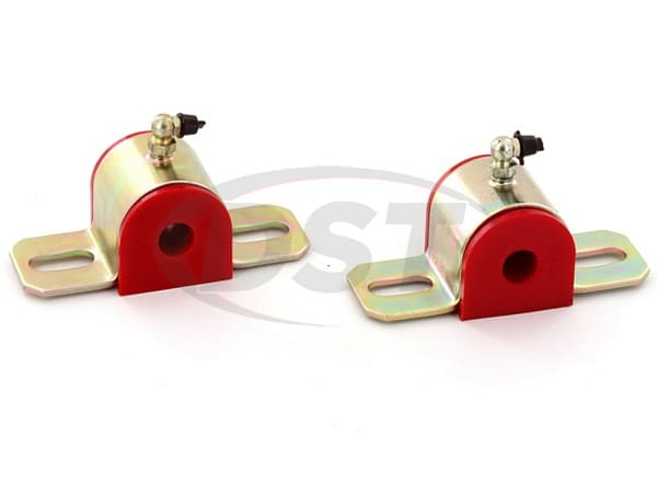 191202 Greaseable Sway Bar Bushings - Type B - 14.28mm (0.56 inch) - 90 Degree Grease Fitting