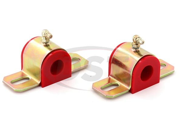 191207 Greaseable Sway Bar Bushings - Type B - 22mm (0.86 inch) - 90 Degree Grease Fitting
