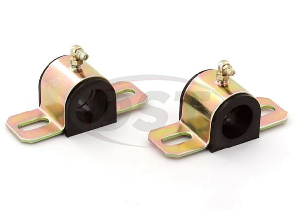 Greaseable Sway Bar Bushings Type B - 28.44mm (1.12 Inch) - 90 Degree Grease Fitting