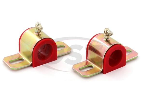 191210 Greaseable Sway Bar Bushings Type B - 28.44mm (1.12 Inch) - 90 Degree Grease Fitting