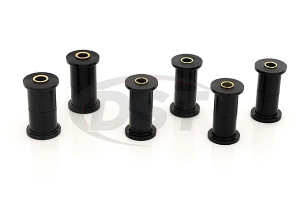 Rear Leaf Spring Bushings - Common Type