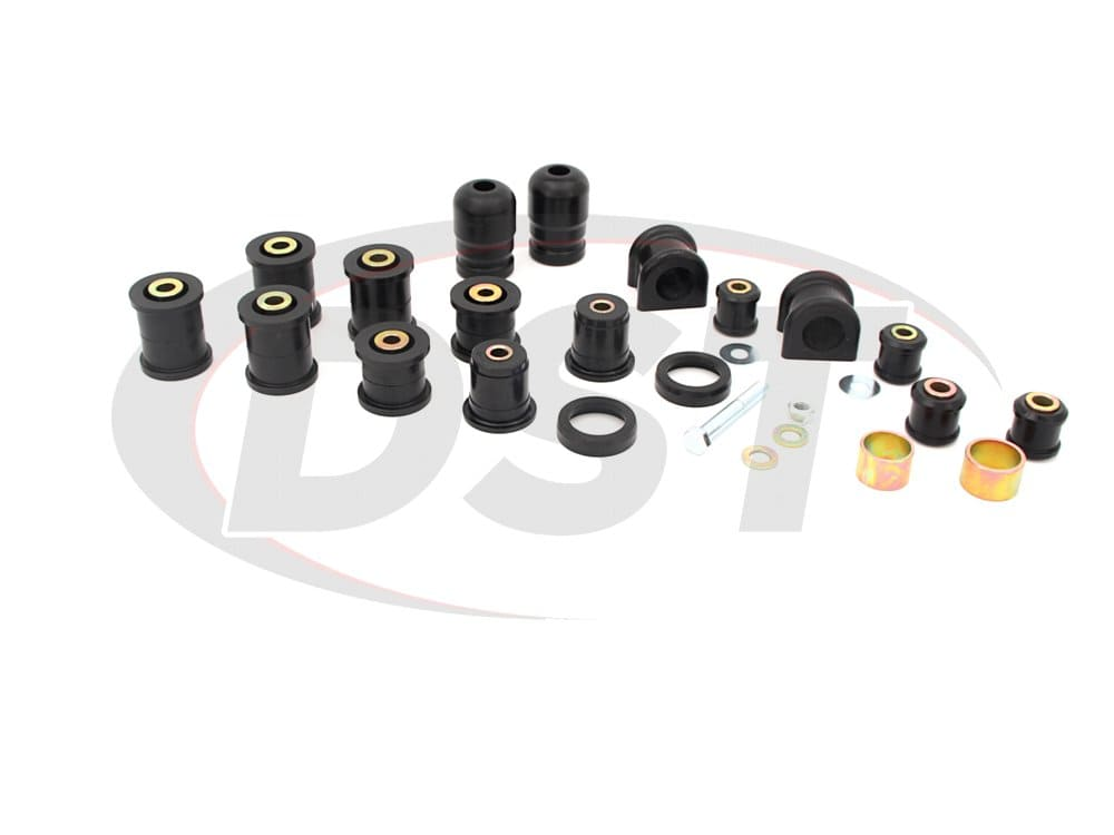 Jeep Wrangler JK Front End Bushing Rebuild Kit
