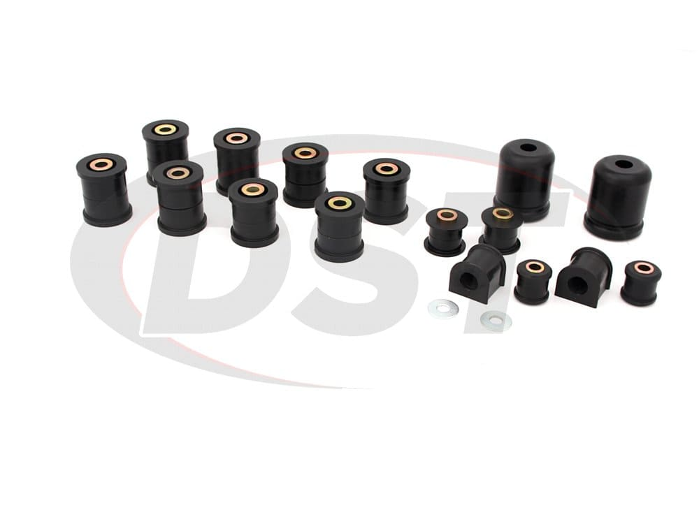 Jeep Wrangler JK Rear End Bushing Rebuild Kit