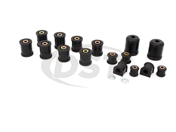 Jeep Wrangler JK Rear End Bushing Rebuild Kit 07-14