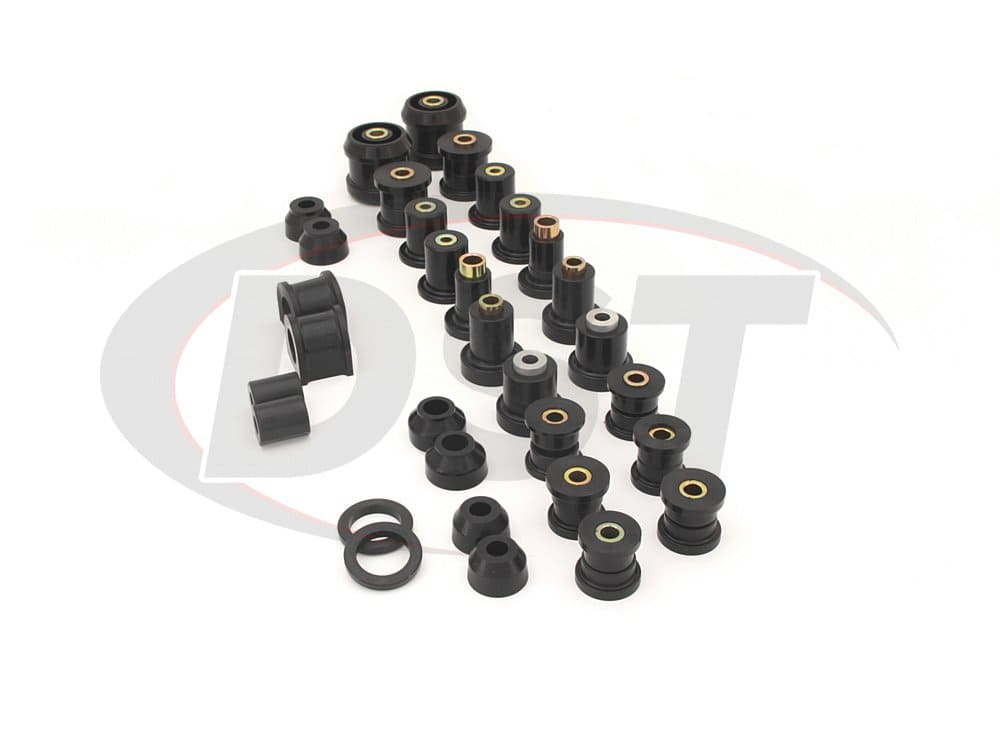 prothane-packagedeal014 Complete Suspension Bushing Kit - Lexus GS300 98-05