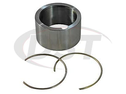 spc-15525 Weld In Receiver with Snap Rings | 2.25 Inch ID | 2.75 Inch OD | 1.17 Inch Width