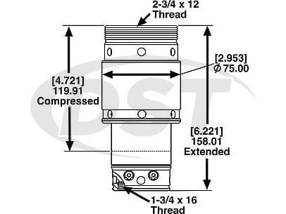 spc-25710 1.5 JOUNCESHOCK