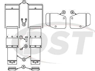 spc-25874 JS SYSTEM H3 HUMMER
