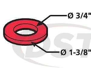 SPC Universal Heavy Duty Alignment Shims