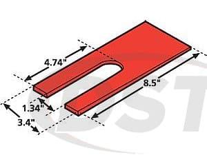 spc-35017 PETERBILT PINION SHIM 2.0(PR)