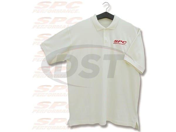 spc-63000xl CREAM POLO SHIRT-XL