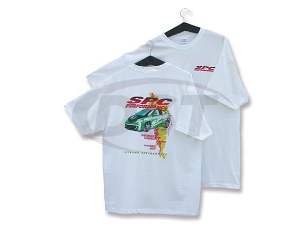 spc-64000xxl WHITE T-SHIRT-XXLARGE