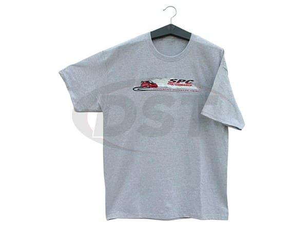 spc-66075l GRAY T-SHIRT-LARGE
