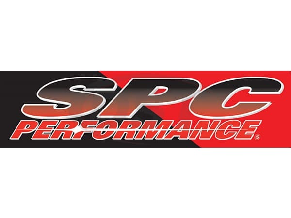 spc-67008 RED and BLACK SPC DECAL