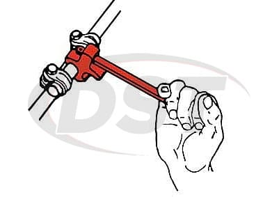 spc-7023 TIE ROD ADJUSTING TOOL