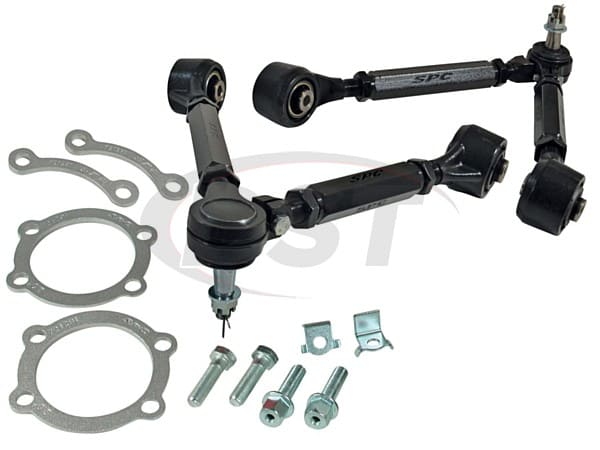 Front Upper Control Arms - Adjustable