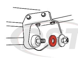 spc-87270 RADIUS ARM TENSIONER
