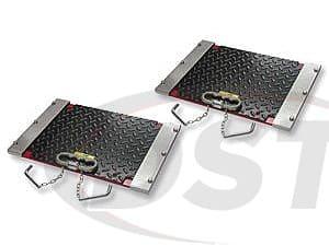 spc-91841 TRUCK FRONT SLIP PLATES