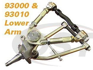 spc-93000 Front Lower Control Arm - Driver Side