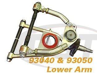 spc-93040 LH LWR MUSTANG II ARM