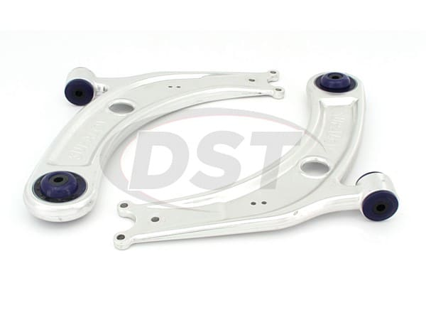 Front Lower Control Arms - Lightweight Alloy