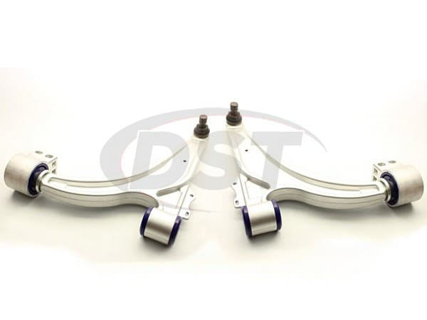 Front Lower Control Arm and Ball Joint Assembly - Single Offset