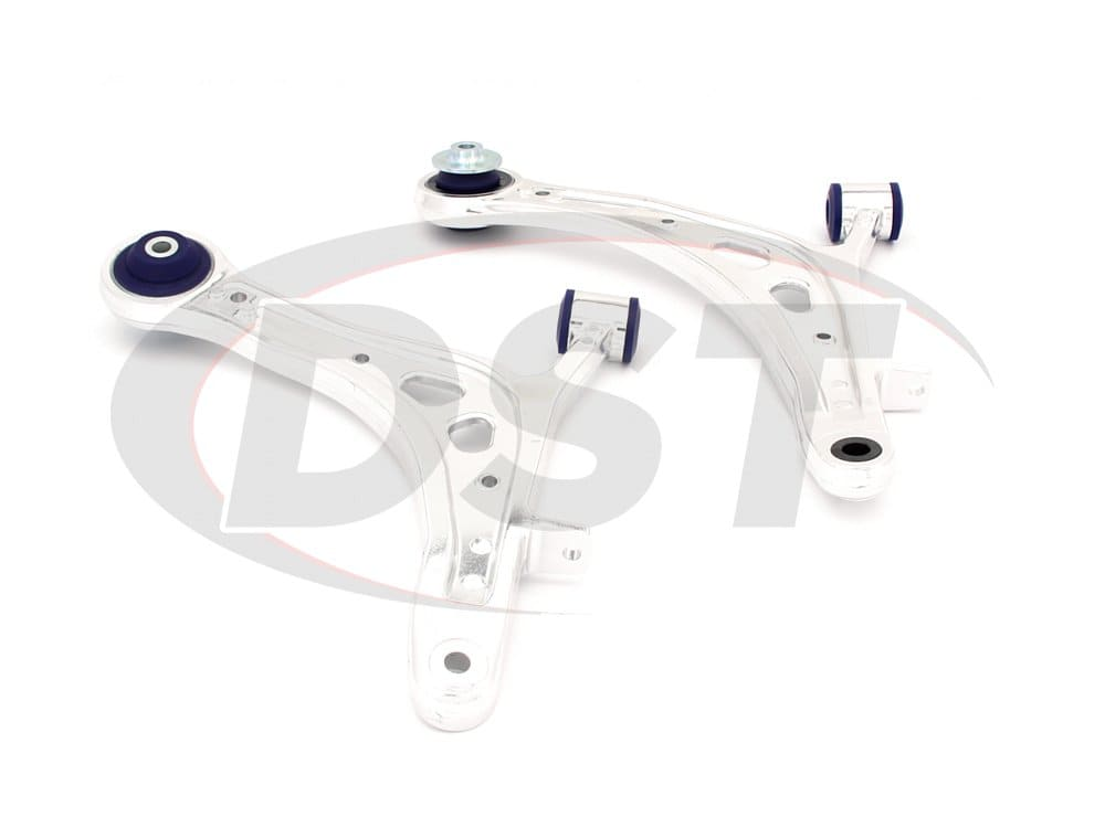 aloy0015k Front Lower Control Arms - Lightweight Alloy