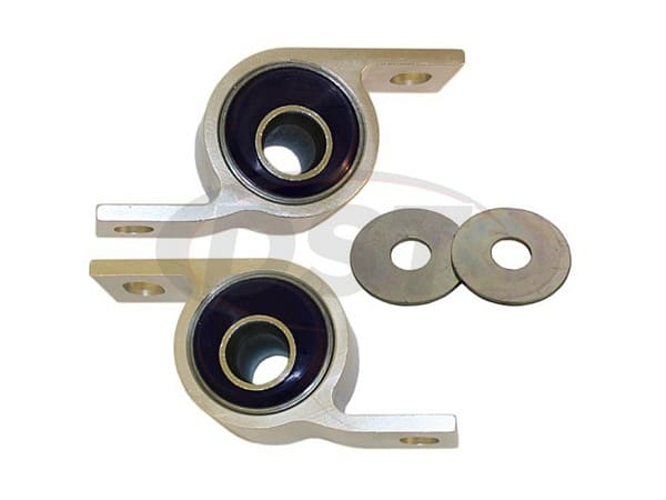 Front Control Arm Lower Rear - Bracket Mount and Bushing - Anti Lift and Caster Increase