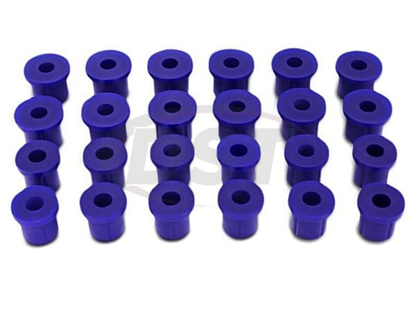 kit018k Front and Rear Leaf Spring Bushings