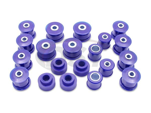 kit060k Front and Rear Radius Arms and Panhard Rods Bushing Kit