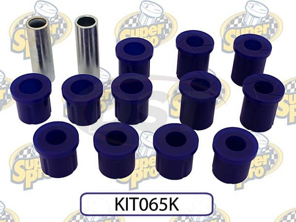 kit065k Rear Leaf Spring Bushing