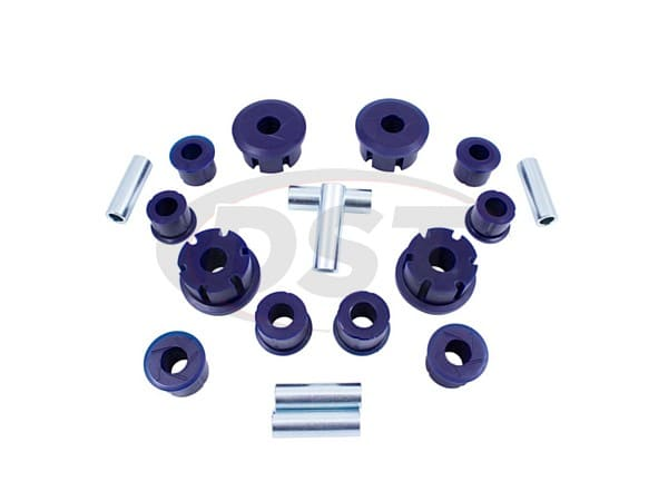 kit071k Rear Leaf Spring Bushings Kit - 63mm Wide Springs