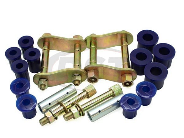 kit083sk Greasable Shackle and Bushing Kit