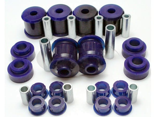 kit090k Front and Rear Radius Arms and Panhard Rods Bushing Kit