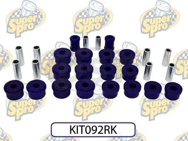 kit092rk Rear Radius Arms and Panhard Rods Bushing Kit