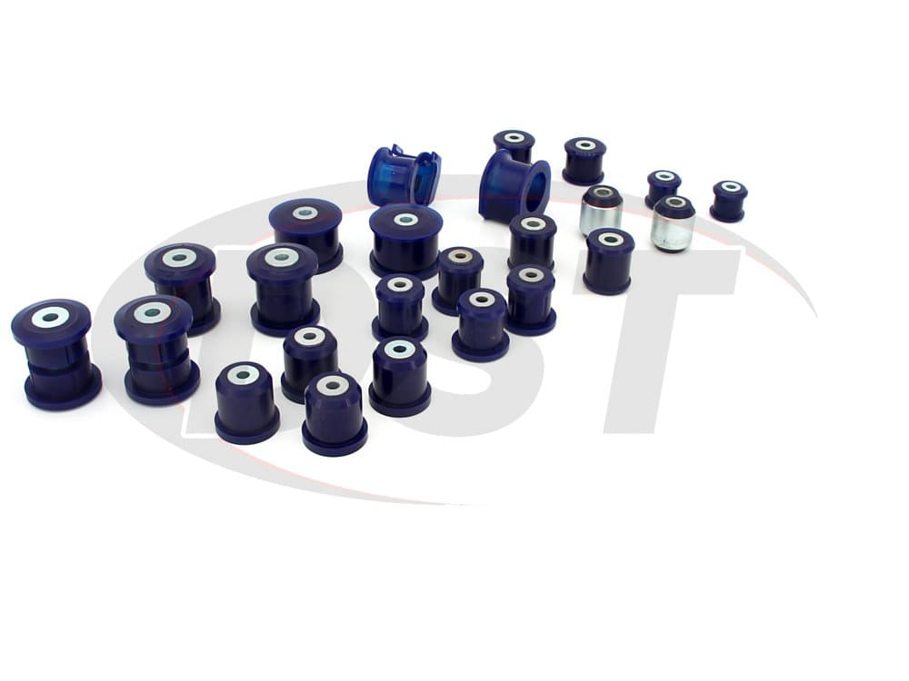 kit130k Front and Rear Enhancement Bushing Kit