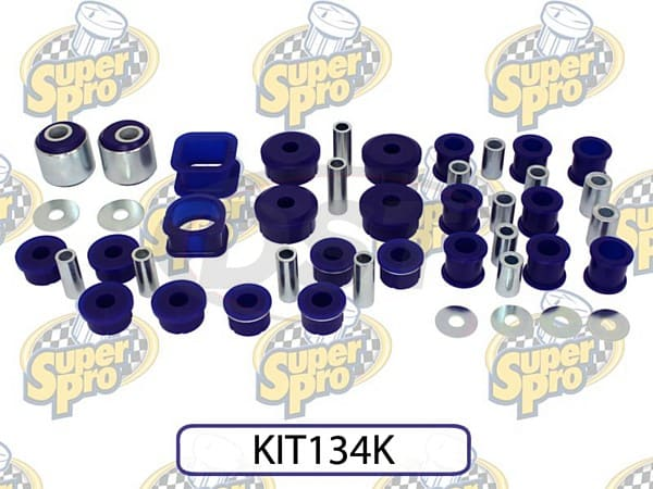 Front and Rear Enhancement Bushing Kit