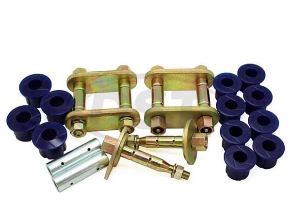 kit136sk Greasable Shackle and Bushing Kit