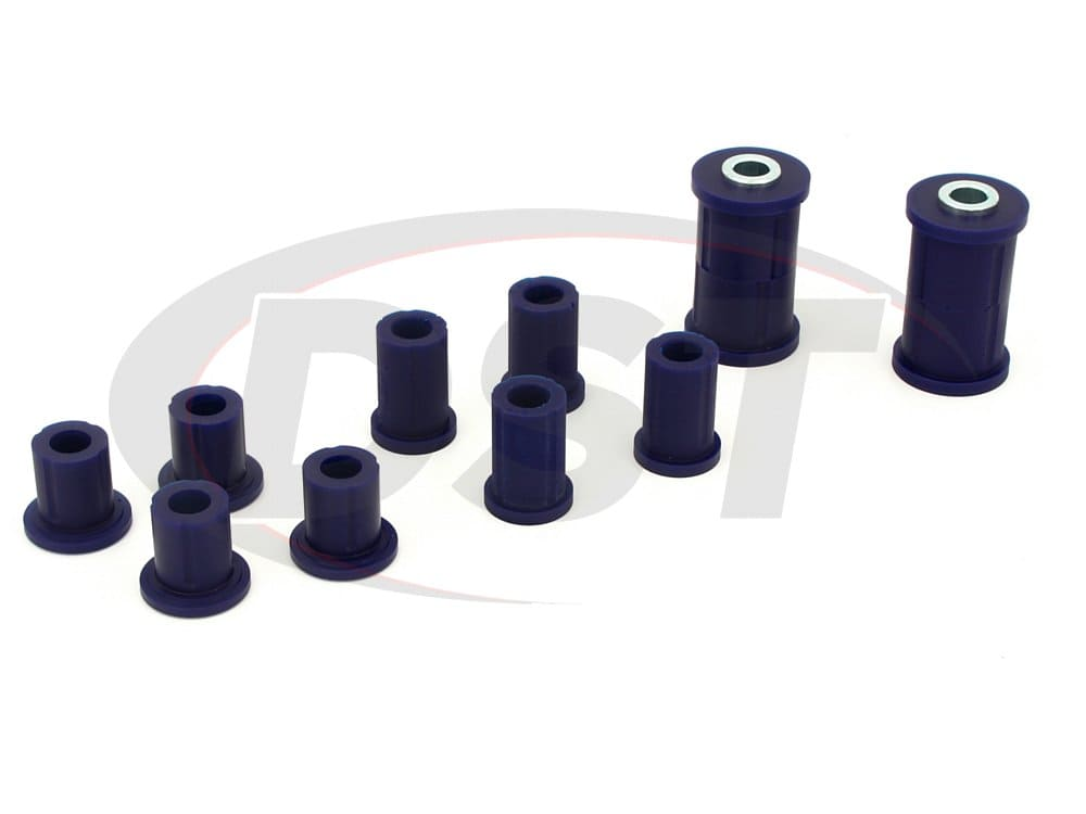 kit143k Rear Leaf Spring Bushing